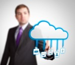 A review of the top cloud service providers. (Image source: cloud via Shutterstock.com)