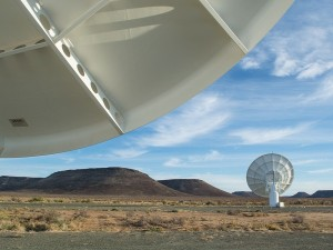 Seven Ghanaians arrived in South Africa last week to begin training on the independent operation and maintenance of radio telescopes in Africa. (Image source: SKA South Africa)
