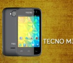 The dual-SIM M3 model makes use of Android 4.2 Jelly Bean (image: Tecno)