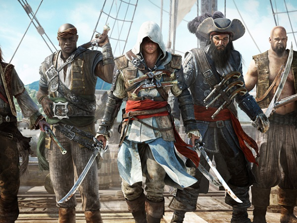 AC Black Flag: Ubisoft's most ambitious game yet? | IT ...