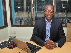 Sim Shagaya, Founder and CEO of Konga.com. (Image source: Konga.com)