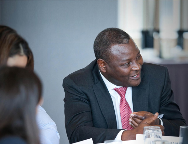 Equity Bank CEO, James Mwangi. Image source: (Google/igdleaders.org)