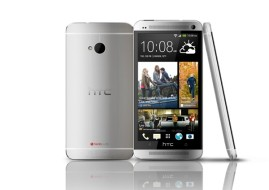 HTC's One smartphone (image: HTC)