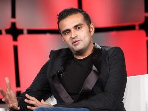 Serial entrepreneur and founder of the Mara Group Ashish Thakkar (image: Charlie Fripp)