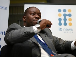 McLean Sibanda, CEO of The Innovation Hub. (Image source: File)