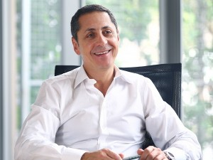 Ivan Epstein CEO of Sage Africa, Australia, Middle East and Asia (AAMEA).