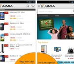 Rocket Internet's Jumia only launched their mobile app in August of this year (image: Google)