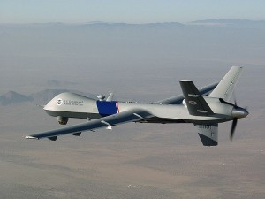 A MQ-9 Reaper UAV for the U.S Customs and Border Protection (image: Wikimedia)