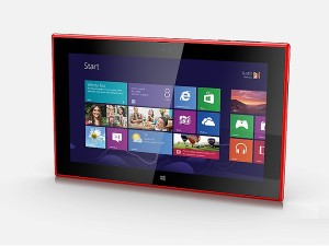 The new Nokia Lumia 2520 (image: Nokia)