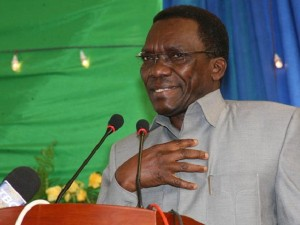Prime Minister Mizengo Pinda. (Image source: Google/ in2eastafrica.net)