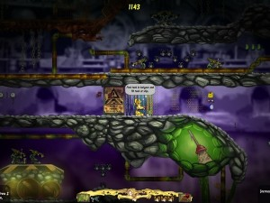 A screenshot of Toxic Bunny (image: Celestial Games)