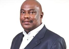 USAASA's CEO Zami Nkosi. (Image source: USAASA)