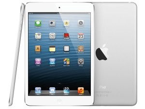 Apple's iPad mini (image: Apple)