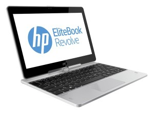 HP unveiled a new portfolio of business notebooks (image: HP)
