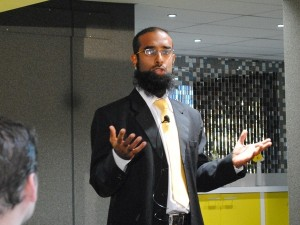 MTN South Africa CEO, Zunaid Bulbulia (image: The Techie Guy)