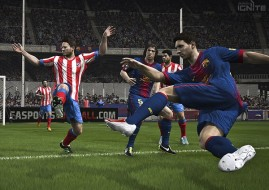 A screenshot of FIFA 14 (image: EA)