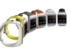 Samsung's Galaxy Gear is the latest addition to the wearable technology category (image: Samsung)