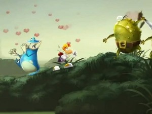 A screenshot of Rayman Legends for the Wii U (image: Ubisoft)