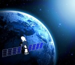 A new satellite, South Africa's third, has been designed by students and will be used for research purposes. (Image source: generic satellite via Shutterstock.com)