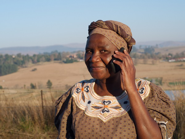 Nigeria will be launching two new phones, made exclusively in the country (image: Shutterstock)