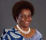 Botswana's Minister Pelonomi Venson-Moitoi (image: file)