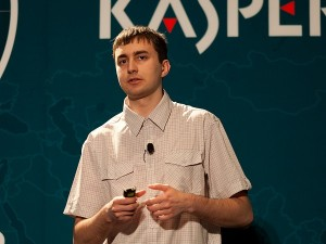 Vyacheslav Zakorzhevsky, Head of the Vulnerability Research Group at Kaspersky Lab (image: Kaspersky)
