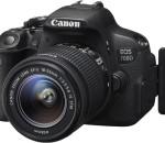 Canon's EOS 700D camera (image: Canon)