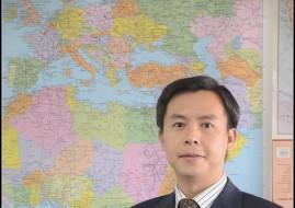 Wilson Liu, Huawei South Africa's recently appointed CEO. (Image source: Huawei South Africa)