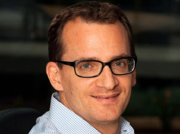 Daniel Jaeger, Vice-President of Alcatel-Lucent in Africa. (Image source: Alcatel-Lucent)