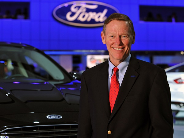 Leading in the 21st century: An interview with Ford's Alan Mulally