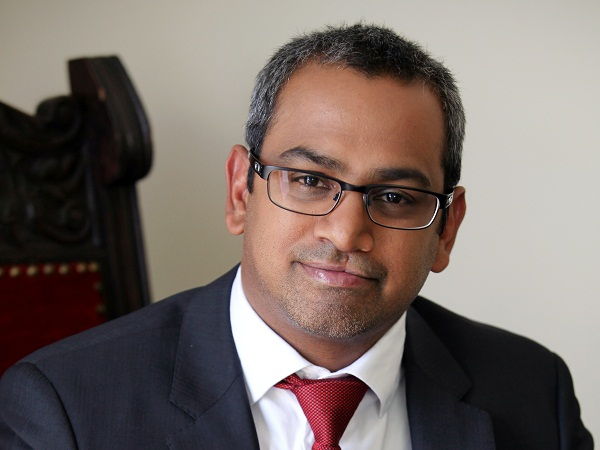 Yudi Moodley, BlackBerry's new Managing Director for Africa. (Image source: BlackBerry)