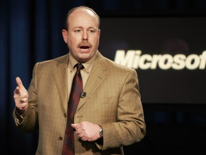 Microsoft Corp. chief operating officer Kevin Turner (image: Robert Sorbo/Microsoft/Handout)