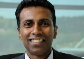 Kanagaratnam Lambotharan, Chief Enterprise Business Officer at MTN South Africa. (Image source: File)