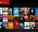 Netflix (31.6%) holds its ground as the leading downstream application in North America (image: Netflix)