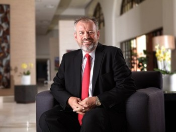Mark Simpson, CEO of SEACOM (image: SEACOM)