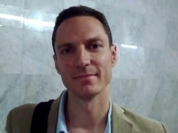 Vytas Paukstys, Eskimi CEO (Image source: Youtube)