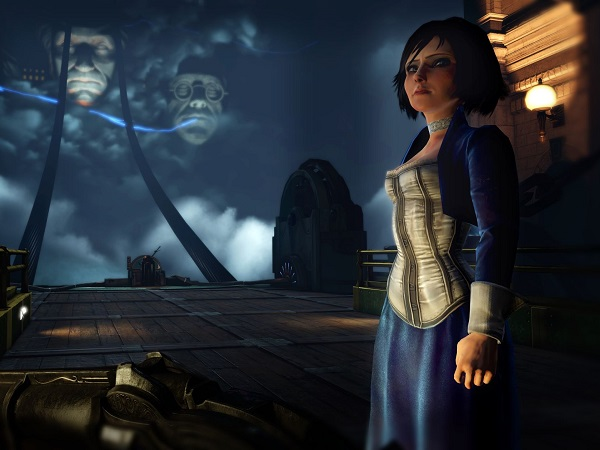 A screenshot of BioShock Infinite (image: file)