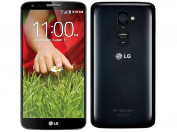 LG's new flagship model, the G2 (image: LG)