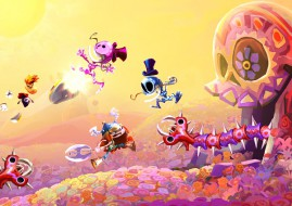 A screenshot of Rayman Legends (image: file)