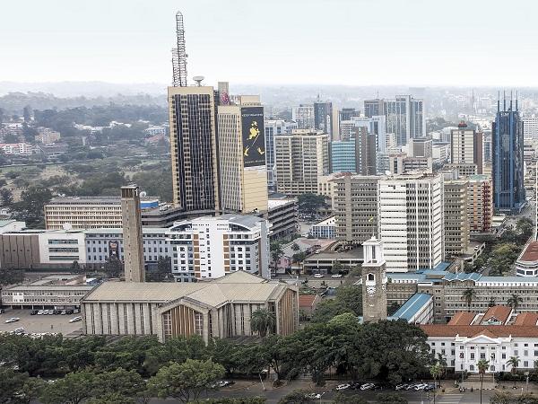 Nairobi, Kenya. (Image source: Steven Bostock/Shutterstock.com)