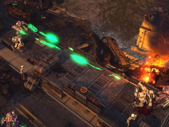 A screenshot of XCOM: Enemy Within (image: 2K)