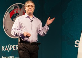 Costin Raiu, Director of the Global Research and Analysis team, Kaspersky Lab (image: Kaspersky Lab)