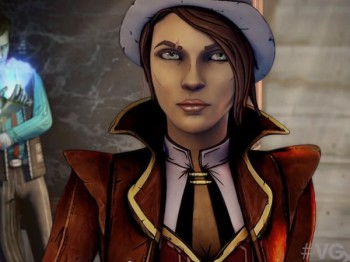 A screenshot of Tales from the Borderlands (image: Telltale)
