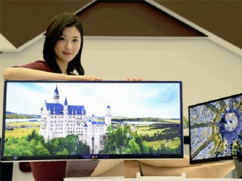 LG will break new ground with the launch of its 34-inch IPS 21:9 UltraWide (image: LG)