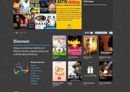 MTN has partnered with Do Media in Nigeria to allow users access to MTN DoBox (image: MTN)
