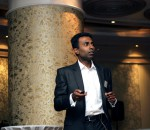 Kanagaratnam Lambotharan: Chief Enterprise Business Officer, MTN South Africa (Image source: MTNBiz)