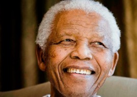 Former South African President Nelson Mandela. (Image source: wall-height.com/nelson-mandela-background)