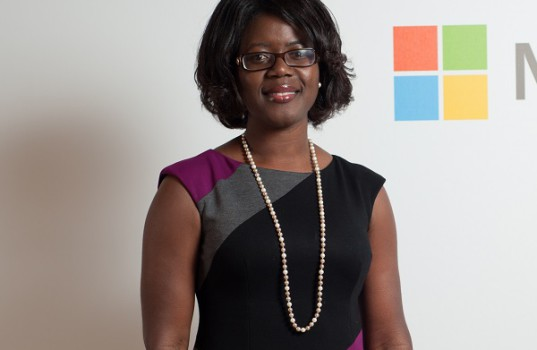 Microsoft has announced the appointment of Otema Yirenkyi as the company's first country manager for Ghana (image: Microsoft)