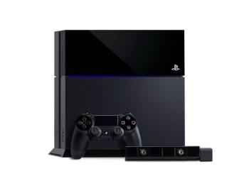 Sony's latest console, the PlayStation 4 (image: Sony)