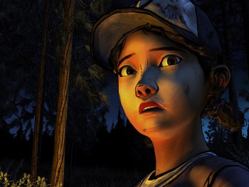 Telltale confirmed that players will be assuming the role of little Clementine for most of the games (image: Telltale)